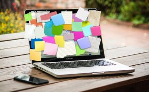 In 2019 getting business reviews is both important and difficult. Not being organized is like putting stickies on your computer.
